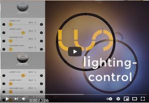 luolight light effects