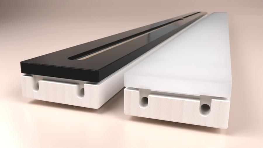 LUOlight diffuser and focused optics